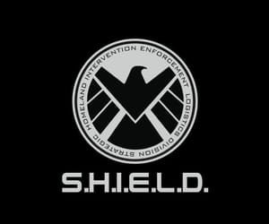 Marvel and shield image