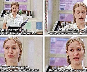 10 things i hate about you, Julia Stiles, and katarina stratford image