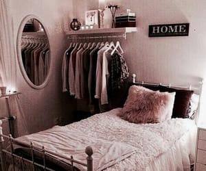 home, sweet, and peace image