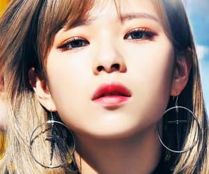 girl, korean, and momo image