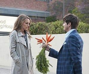 love, carrot, and ashton kutcher image