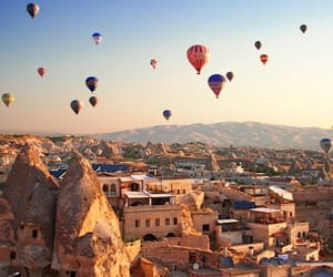 turkey, cappadocia, and travel image