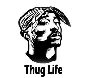 2pac, life, and tupac shakur image