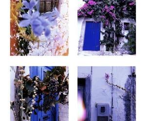 architecture, blue, and crete image
