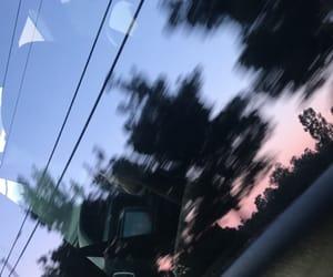 aesthetic, dark, and skies image