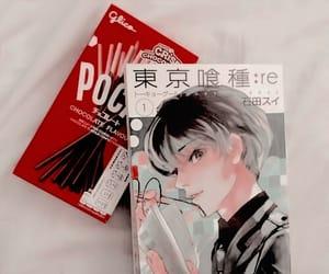 aesthetic, manga, and pocky image