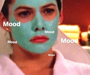 beauty, face mask, and gilmore image