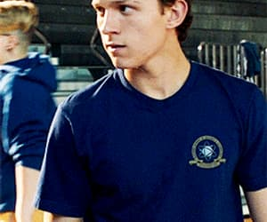 Avengers, boys, and tom holland image