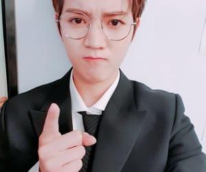 handsome, kpop, and ren image