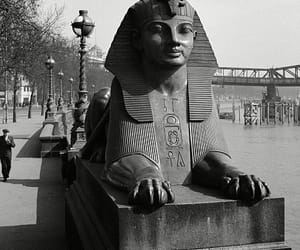 1920s, london, and sphinx image