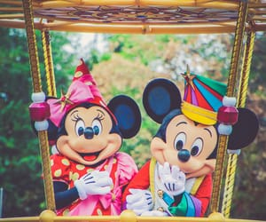 amazing, mickey mouse, and minnie mouse image