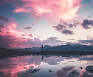 amazing, mountains, and sky image
