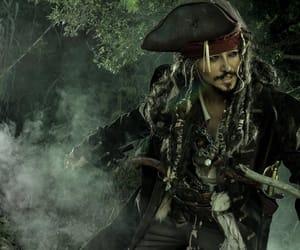 cosplay, jack sparrow, and piratas del caribe image