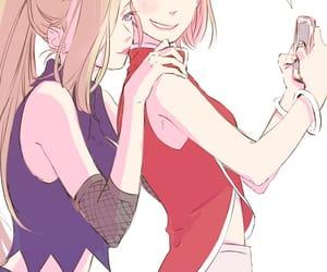 naruto, sakura, and anime image