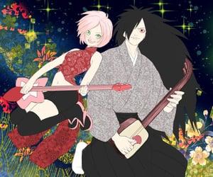 sakura haruno, akatsuki, and sakura image