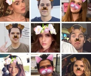 baby, teen wolf cast, and cast image
