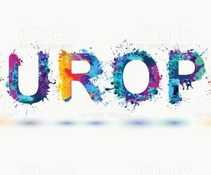 blue, colors, and europe image
