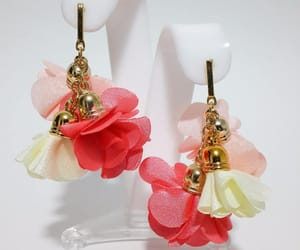 earings and bisuteria image