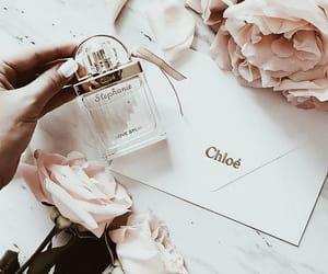 chloe, parfum, and flowers image