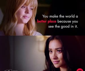 quote, pll, and sasha pieterse image