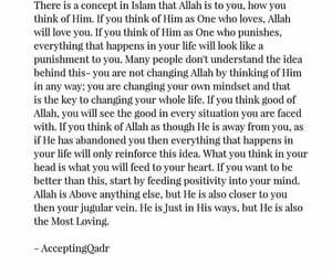 allah, faith, and feel good image
