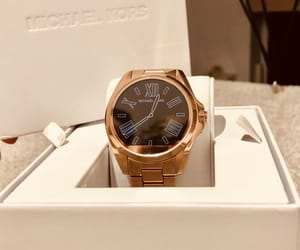 clock, time, and michaelkors image