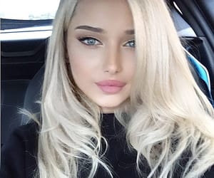 beautiful, girl, and russian image