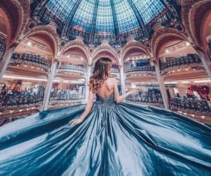 ball, beauty, and blue image