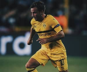 CL, football, and mario gotze image