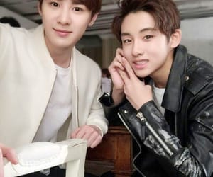 kpop, kun, and winwin image