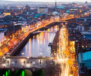 architecture, dublin, and city image