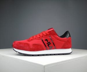 Fila, fur, and red image