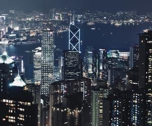 hong kong and travel image