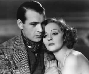 gary cooper, tallulah bankhead, and devil and the deep image
