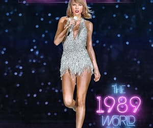1989, art, and concert image