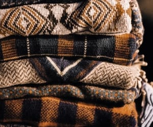 sweater, autumn, and winter image