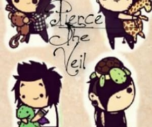 fanart and pierce the veil image