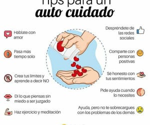 tips and autocuidado image