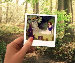 disney, film, and forest image