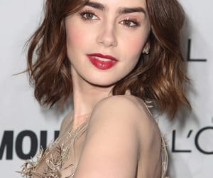 actress, brunette, and eyebrows image