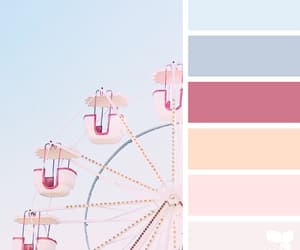 aesthetics, pastels, and pink image
