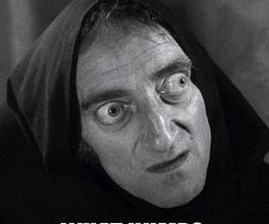 comedian, marty feldman, and young frankenstein image