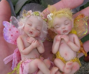 baby, Fairies, and fairy image