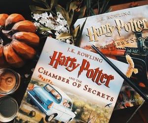 autumn, books, and fall image