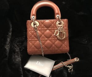 bag, beauty, and dior image