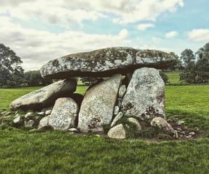 archaeology, ireland, and dolmen image