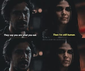 bellamy, octavia, and the 100 image