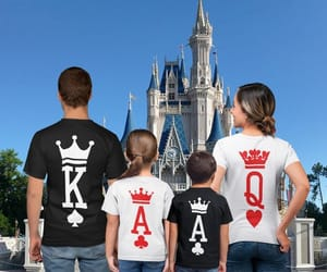 etsy, matching shirts, and king queen prince image