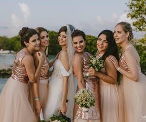 bridalmakeup and bridalhairstyle image