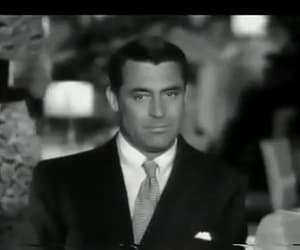 cary grant, vintage, and gif image